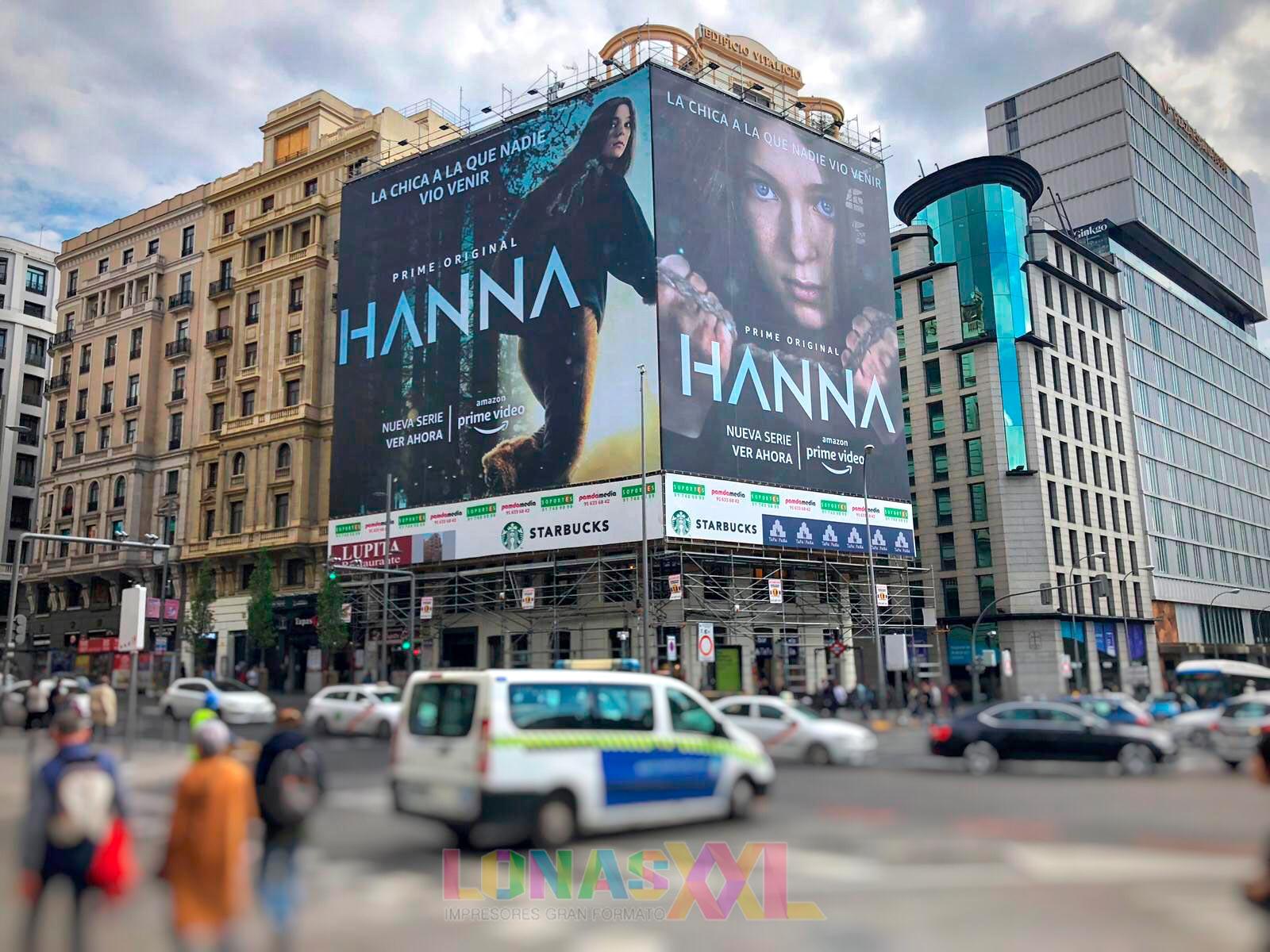 Lona impresa Hanna