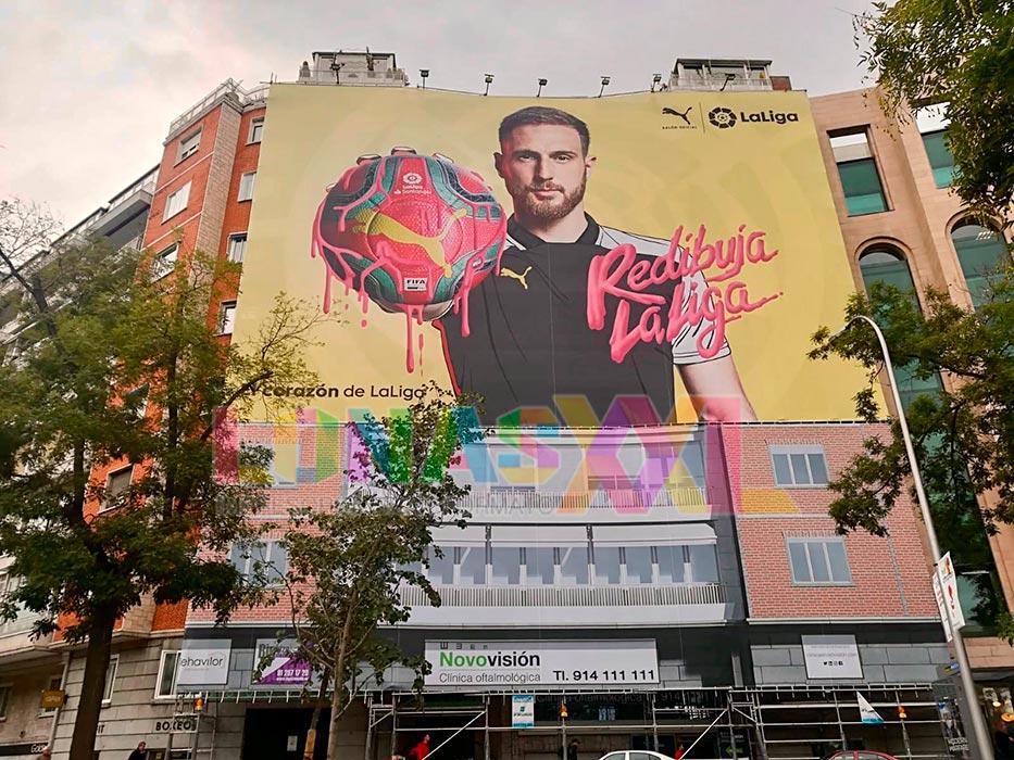 Lona La Liga