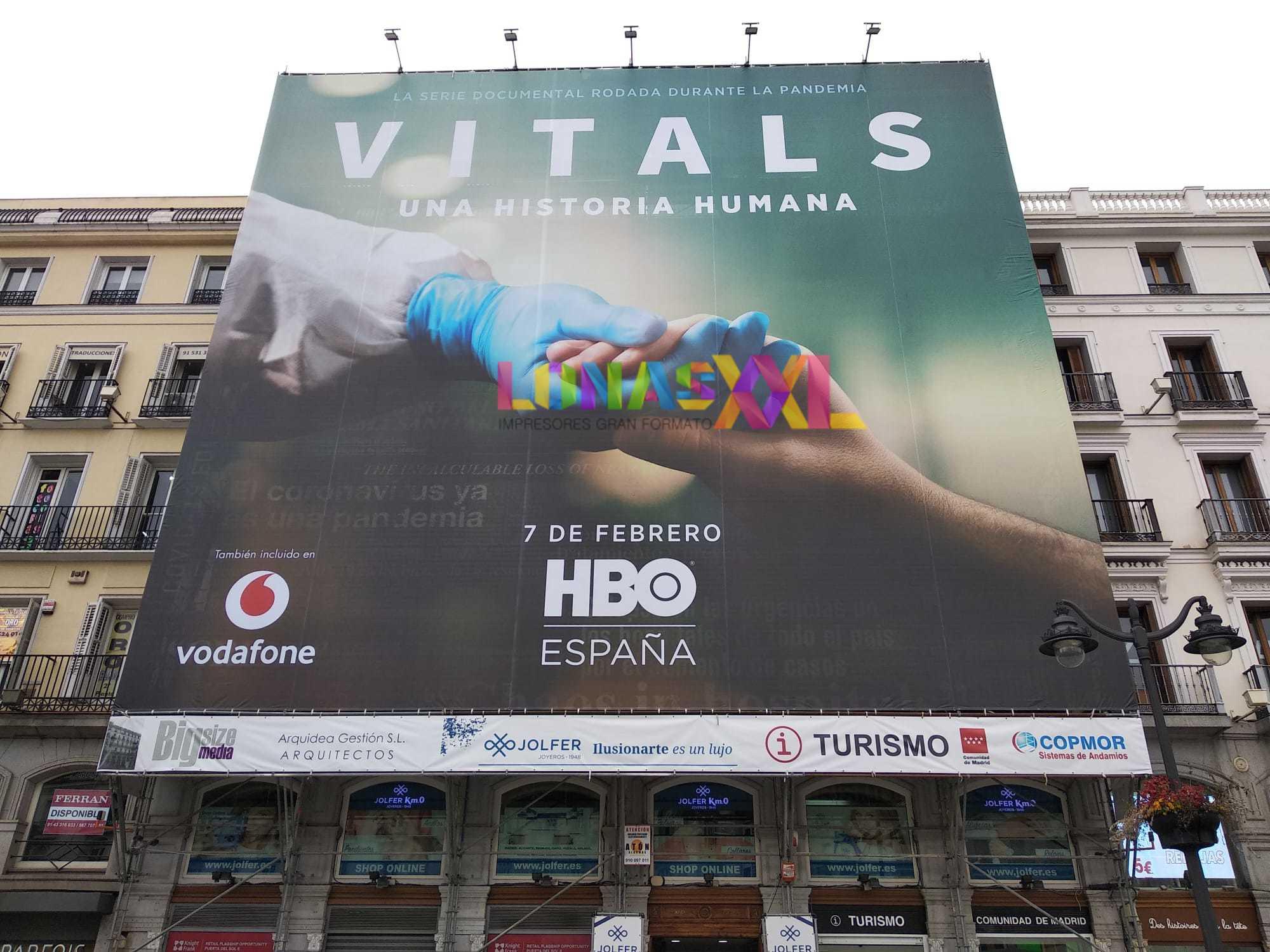 Lona Vitals HBO