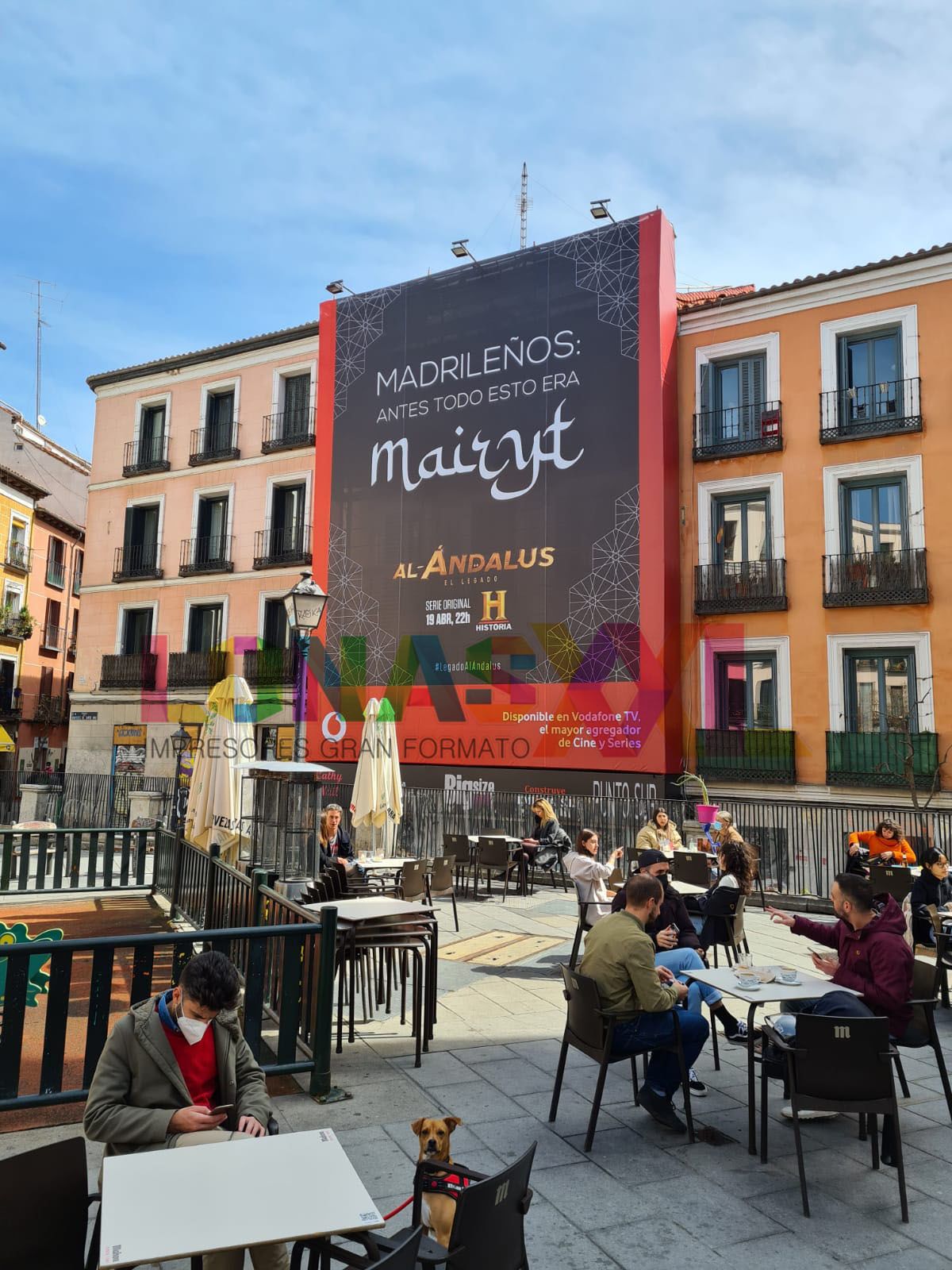 Lona Madrid Al Andalus