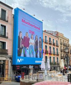 Lona Motherland Madrid