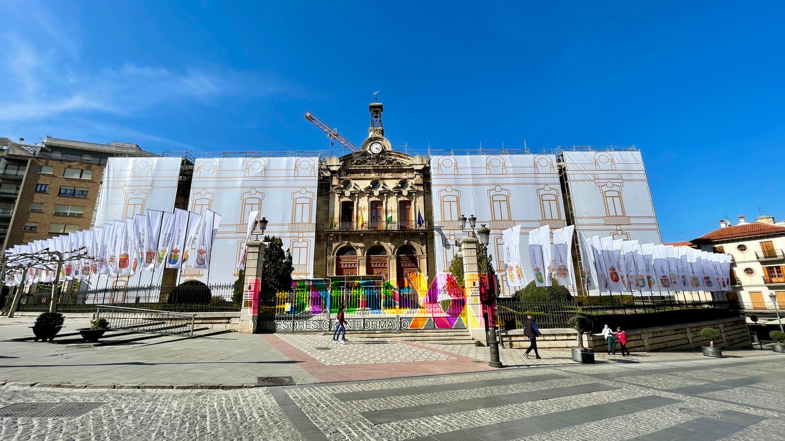 Lonas Diputación de Jaén