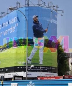 Lona Open Madrid
